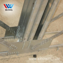 Galvanized Light Steel Keel- C Steel Profile